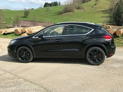 gebraucht DS Automobiles DS4 Crossback  2.0 BlueHDi Sport Chic Automatic