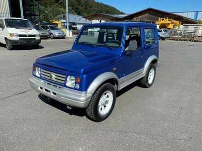 gebraucht Suzuki Samurai Wagon EFI