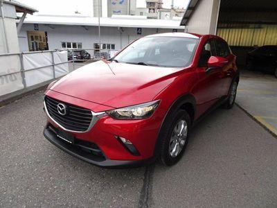 gebraucht Mazda CX-3 2.0 Challenge