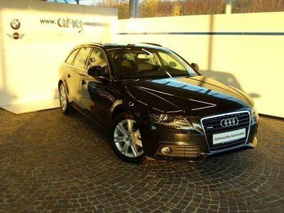 gebraucht Audi A4 Avant 3.0 TDI DPF quattro Ambiente Navi Standheizung