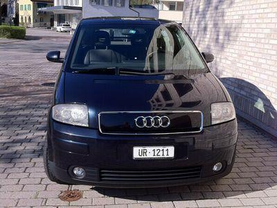 gebraucht Audi A2 Schönes, gut erhaltenes Fahrzeug!
