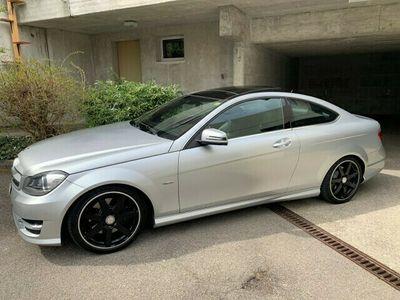 gebraucht Mercedes C350 Coupé 7G-Tronic