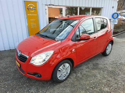 gebraucht Opel Agila 1.0 Enjoy