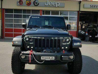 gebraucht Jeep Wrangler 2.0 Rubicon Automatic