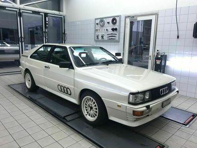 gebraucht Audi Quattro Coupé quattro quattro Turbo 20V quattro Turbo 20V
