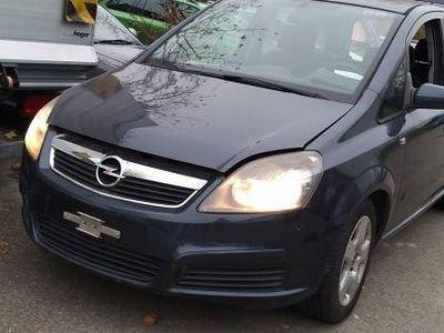 gebraucht Opel Zafira B 19td. km156000.b04 .jr 6.2006