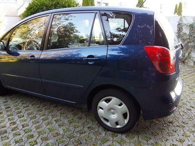 gebraucht Toyota Corolla Verso 1.6 Linea Sol
