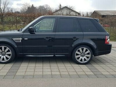 gebraucht Land Rover Range Rover Sport  3.0 TDV6 Autobiography Automatic