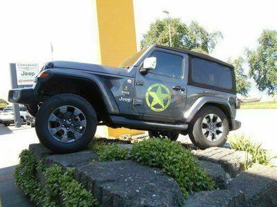 gebraucht Jeep Wrangler 2.2MJ Sahara