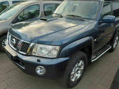 gebraucht Nissan Patrol 3.0 Di Luxury Hardtop