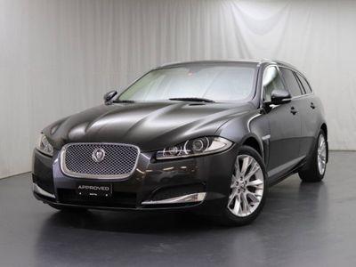 gebraucht Jaguar XF Sportbrake 2.2 D Luxury