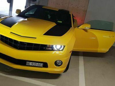 gebraucht Chevrolet Camaro Camaro Tramsformers EditionTramsformers Edition