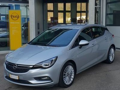 gebraucht Opel Astra 1.6i Turbo Excellence