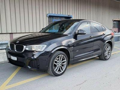 gebraucht BMW X4 X4 xDrive 20d M Sport SteptronicxDrive 20d M Sport Steptronic