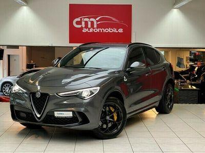 gebraucht Alfa Romeo Stelvio 2.9 V6 Quadrifoglio Power Seats Q4 Automatic