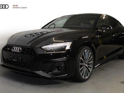 gebraucht Audi A5 Sportback 40 TDI S-Line quattro S-tronic