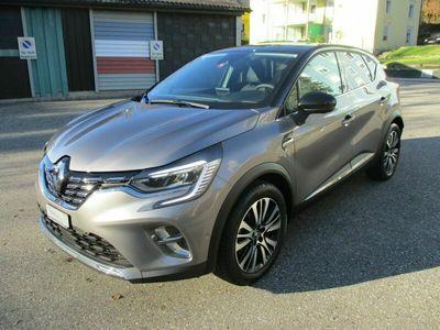 gebraucht Renault Captur 1.3 TCe Initiale EDC