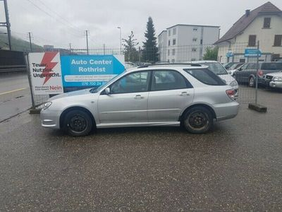 gebraucht Subaru Impreza 1.5R Swiss De Luxe