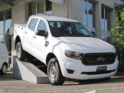 gebraucht Ford Ranger DKab.Pick-up 2.0 EcoBlue 4x4 XL