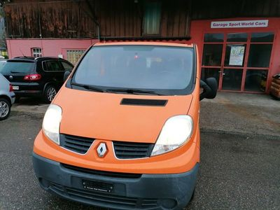 gebraucht Renault Trafic 2.0 dCi 115 2.9t L2H1 Authentique
