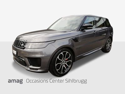 gebraucht Land Rover Range Rover Sport 5.0 V8 S/C AB Dynamic Automatic