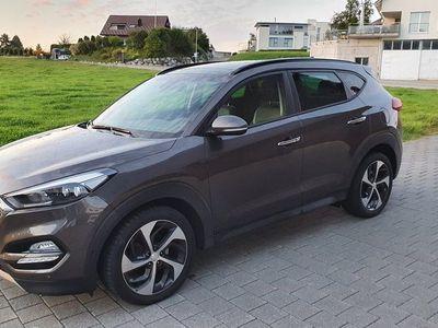 gebraucht Hyundai Tucson 2.0 CRDI 4WD Automatic