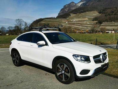gebraucht Mercedes 250  GLC Coupé4Matic 9G-Tronic