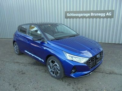 gebraucht Hyundai i20 1.0 T-GDi Vertex 48V MH DCT