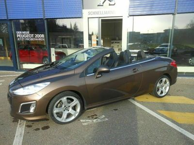 gebraucht Peugeot 308 CC  1.6 16V Turbo Allure Automatic
