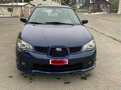 gebraucht Subaru Impreza 2.0 R 4x4