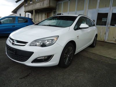 gebraucht Opel Astra Sports Tourer 1.6 T eTEC Active Ed. S/S
