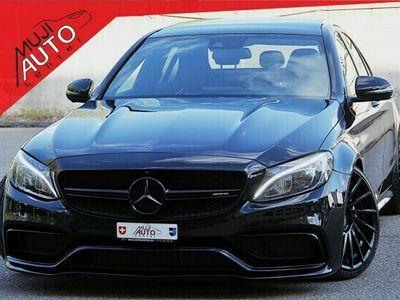 gebraucht Mercedes C63 AMG AMG Edition 1 Speedshift