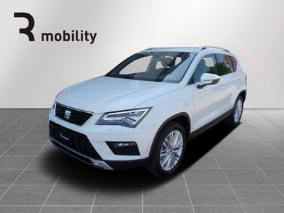gebraucht Seat Ateca 2.0 TSI Business Edition 4D