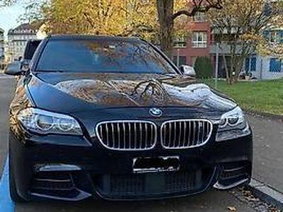 gebraucht BMW M550 D