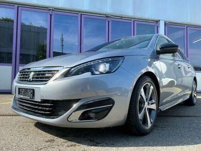 gebraucht Peugeot 308 SW 1.2 THP GT Line Automatic