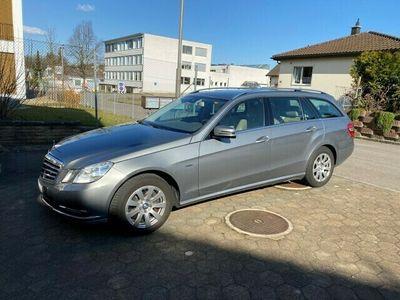 gebraucht Mercedes E350 E-Klasse E 350 CDI BlueEff. Avantgarde 4Matic 7G-Tronic E-KlasseCDI BlueEff. Avantgarde 4Matic 7G-Tronic