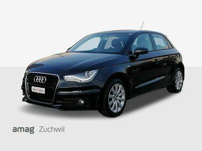 gebraucht Audi A1 Sportback 1.6 TDI Ambition DSG