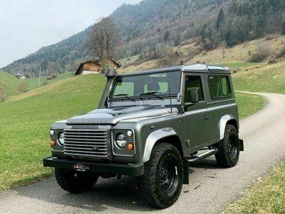 gebraucht Land Rover Defender 90 SW 2.4Tdc