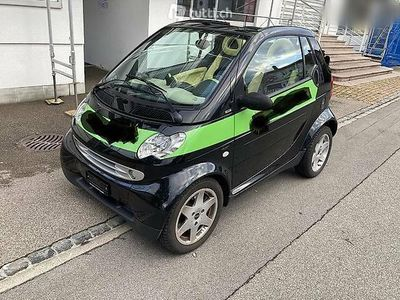 gebraucht Smart ForTwo Cabrio City/Fortwo Motor revidiert