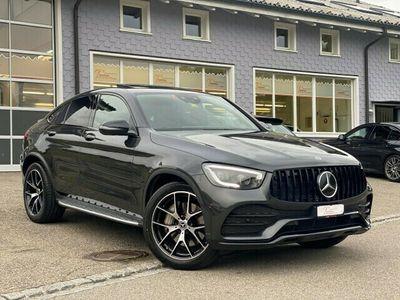 gebraucht Mercedes 300  GLC Coupéd AMG Line 4Matic 9G-Tronic *Facelift*CH-Fahrzeug*Werksgarantie*