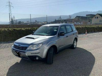 gebraucht Subaru Forester 2.0D XS Comfort