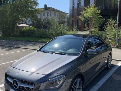 gebraucht Mercedes CLA200 CLA-Klasse Merzedes-BenzAMG Line*Business Paket*Panoramadach
