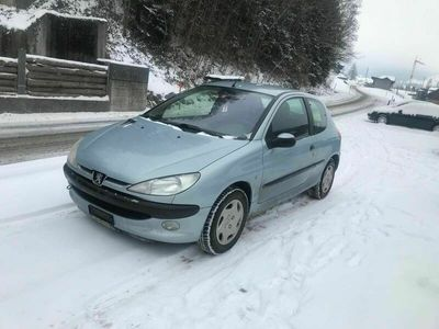 gebraucht Peugeot 206 1.6 16V (XT)