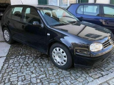 gebraucht VW Golf IV GTI ab Platz