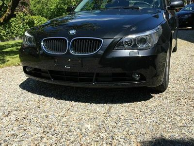 gebraucht BMW 530 5er d Touring ( Kombi) Prüfung 14.12.20