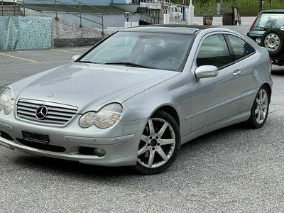 gebraucht Mercedes C230 C-KlasseKompressor