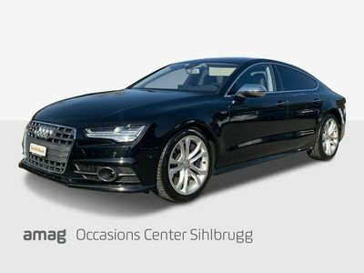 gebraucht Audi RS7 Sportback S7 / RS7 S7 Sportback 4.0 TFSI V8 quattro S-tronic S7 / S7 4.0 TFSI V8 quattro S-tronic