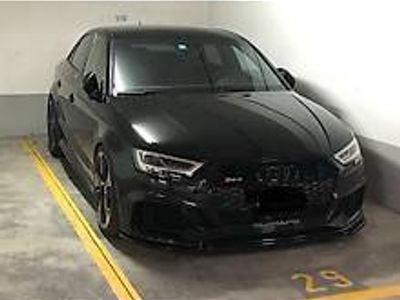 gebraucht Audi RS3 Limousine 2.5 TSI quattro S-tronic