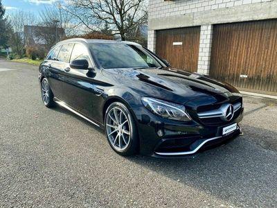 gebraucht Mercedes C63 AMG C-KlasseAMG SPEEDSHIFT