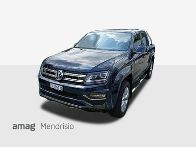 gebraucht VW Amarok 3.0TDI Crossline 4Motion Automatic